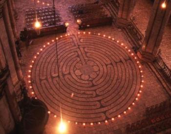 labyrinth France